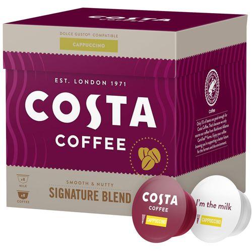 Signature Blend Cappuccino