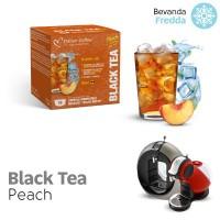 Black Tea Peach Ice