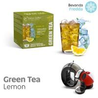 Green Ice Tea Lemon