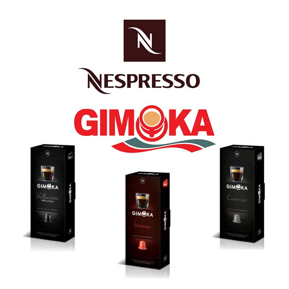 Nespresso Gimoka Mix