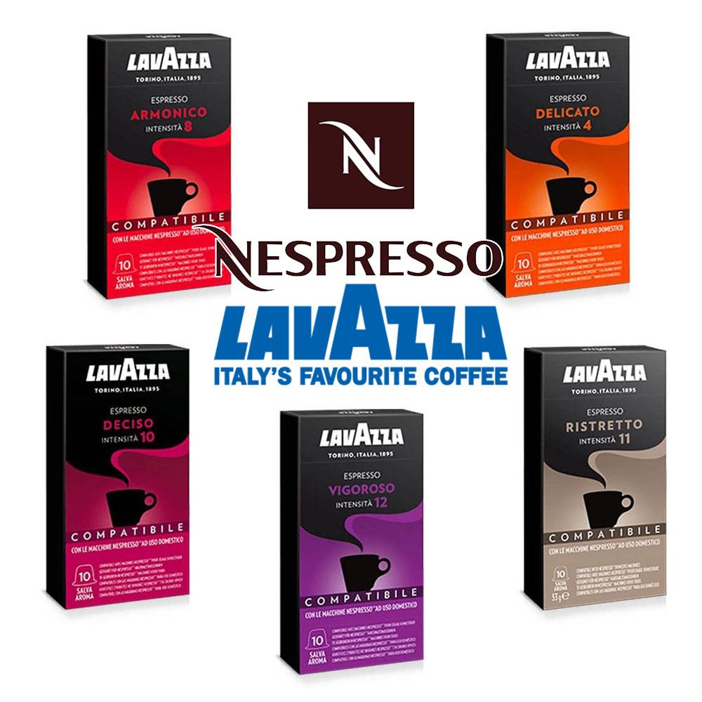 Nespresso Lavazza Favourite Mix