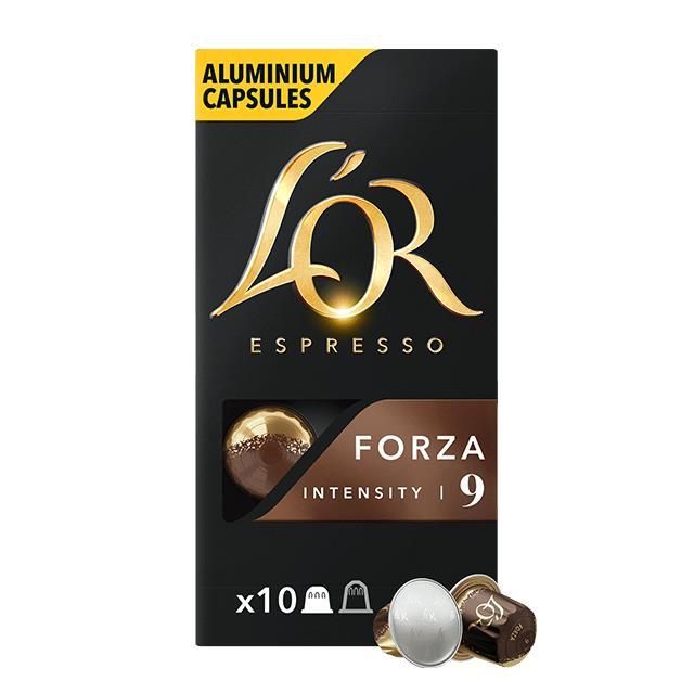 L'or Espresso Forza