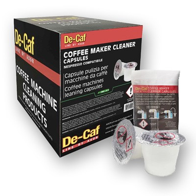 Axor De-Caf cleaner